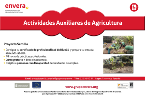 Proyecto Semilla Agricultura