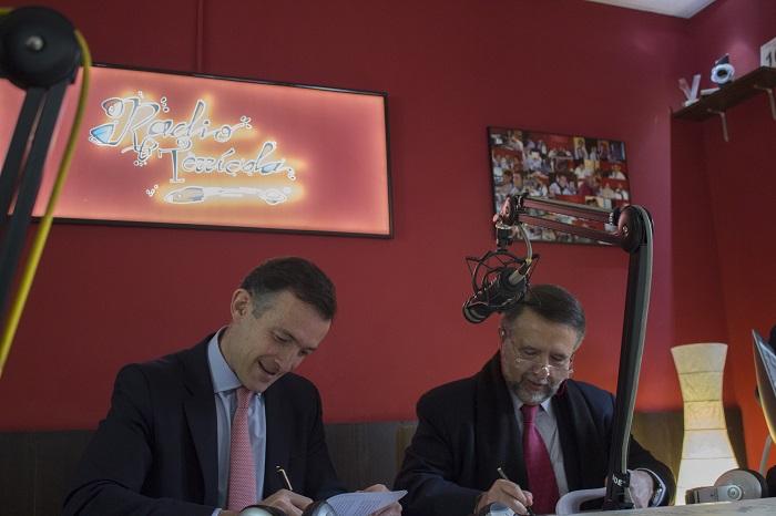 Kreab y Grupo Envera firman un convenio para apoyar la integración de personas con discapacidad