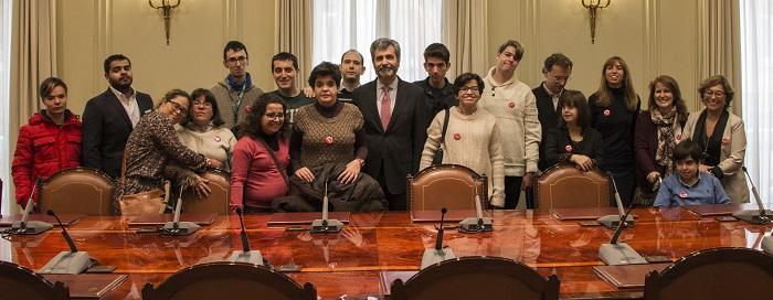 Envera asiste a la ceremonia de Premios Foro Justicia y Discapacidad