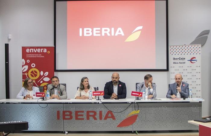 Madrid Abierta celebra su primer encuentro con Envera, Ibercaja e Iberia