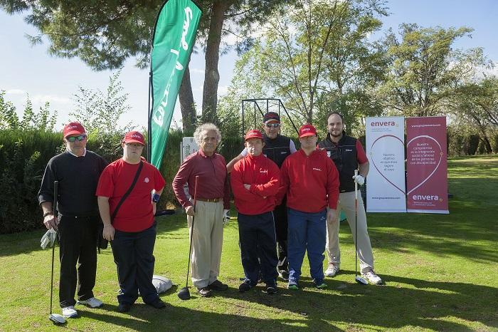 Envera celebra su VIII Torneo Solidario de Golf en el Nuevo Club de Golf de Madrid