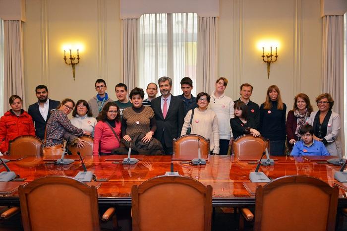 El Foro Justicia y Discapacidad premia la labor de Envera