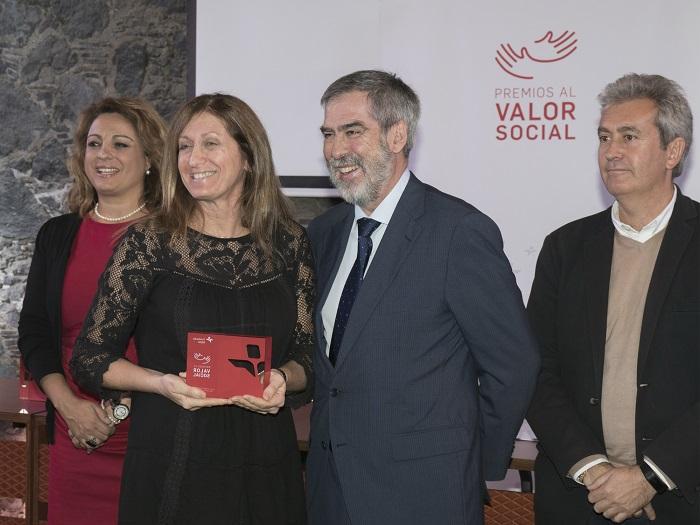 Envera Coworking recibe el Premio al Valor Social de la Fundación Cepsa