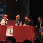 Rubén Ortiz Coordinador del SIL de Grupo envera participa en la VI Jornada de la Discapacidad