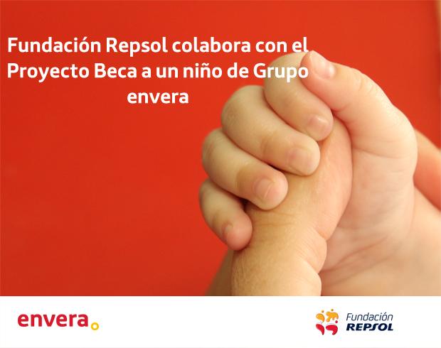 Fundación Repsol colabora con Grupo envera