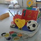 II Muestra de Pintura del Centro Ocupacional
