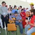 Sabor andaluz con motivo de la Feria de Abril en envera