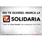 """10 razones para marcar la casilla de fines sociales, """"X Solidaria"""""""