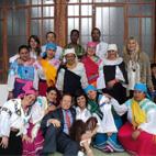 Grupo envera comprometidos con el Centro infantil de desarrollo integral de Otavalo, Ecuador