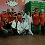 Exitosa visita de los responsables del Proyecto Semilla de envera a la sociedad agraria colaboradora de la FCT-La FAST