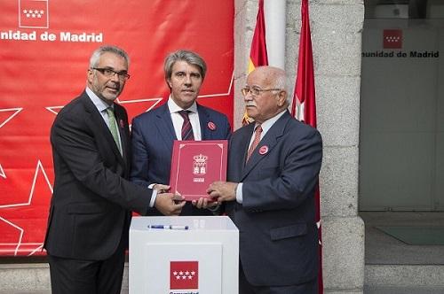 La Comunidad de Madrid y Envera firman un convenio para la realización de prácticas laborales