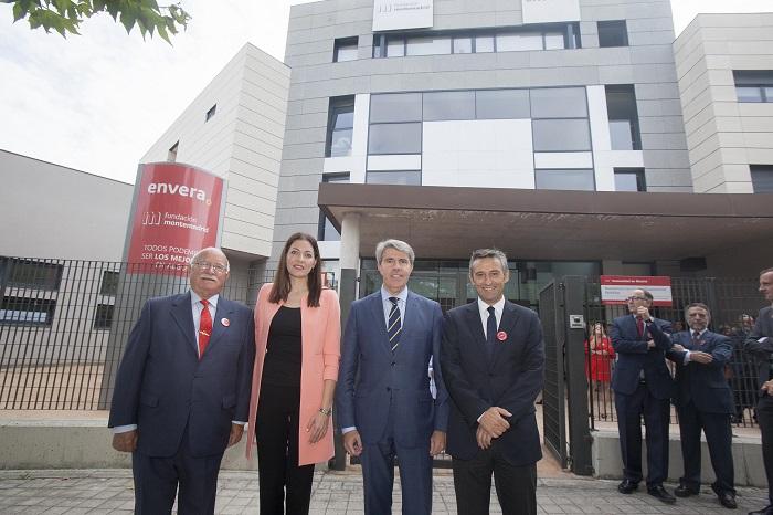 Envera, la Comunidad de Madrid y la Fundación Montemadrid inauguran en Barajas una nueva residencia para personas con discapacidad intelectual