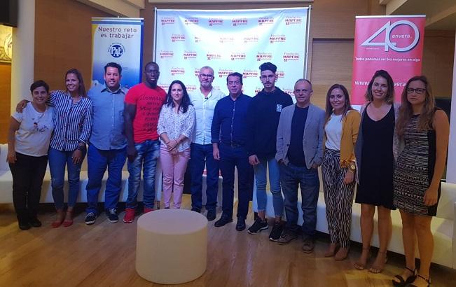 Envera y Fundación MAPFRE colaboran en la inserción laboral de personas con discapacidad intelectual
