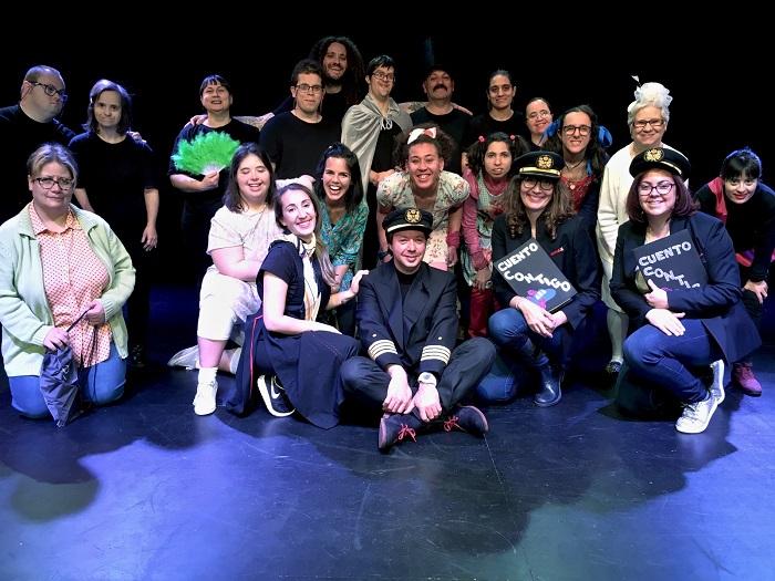 Envera estrena su nueva obra para acercar la inclusión a los más pequeños a través del teatro