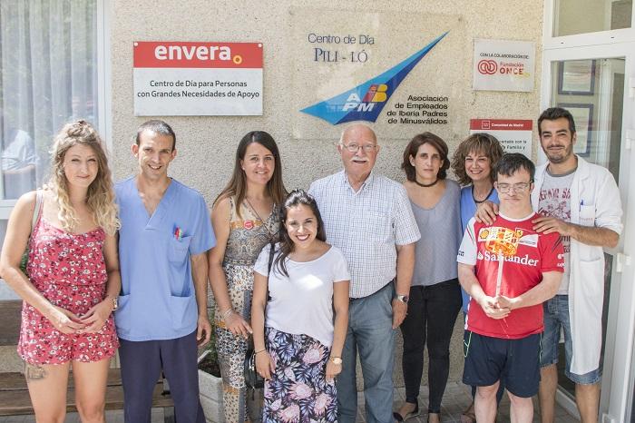 Envera presenta la modernización de su Centro de Día para Personas con Discapacidad Intelectual y Grandes Necesidades de Apoyo