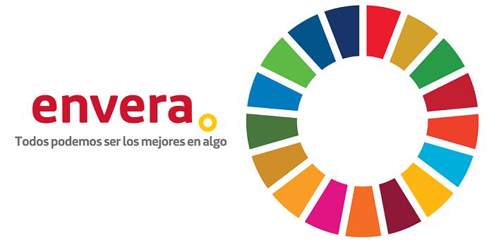 Agenda 2030: así contribuye Envera a once Objetivos de Desarrollo Sostenible