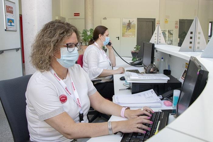 ENAIRE apoya con 85.000 euros los proyectos de Envera para la inserción laboral de personas con discapacidad intelectual
