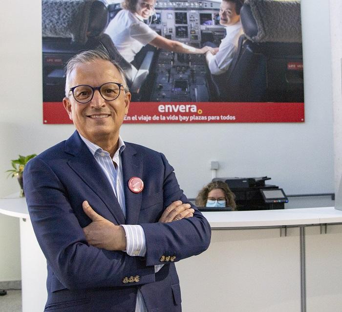 La Junta Directiva de Envera nombra a Enrique Grande nuevo director general a partir del 1 de septiembre