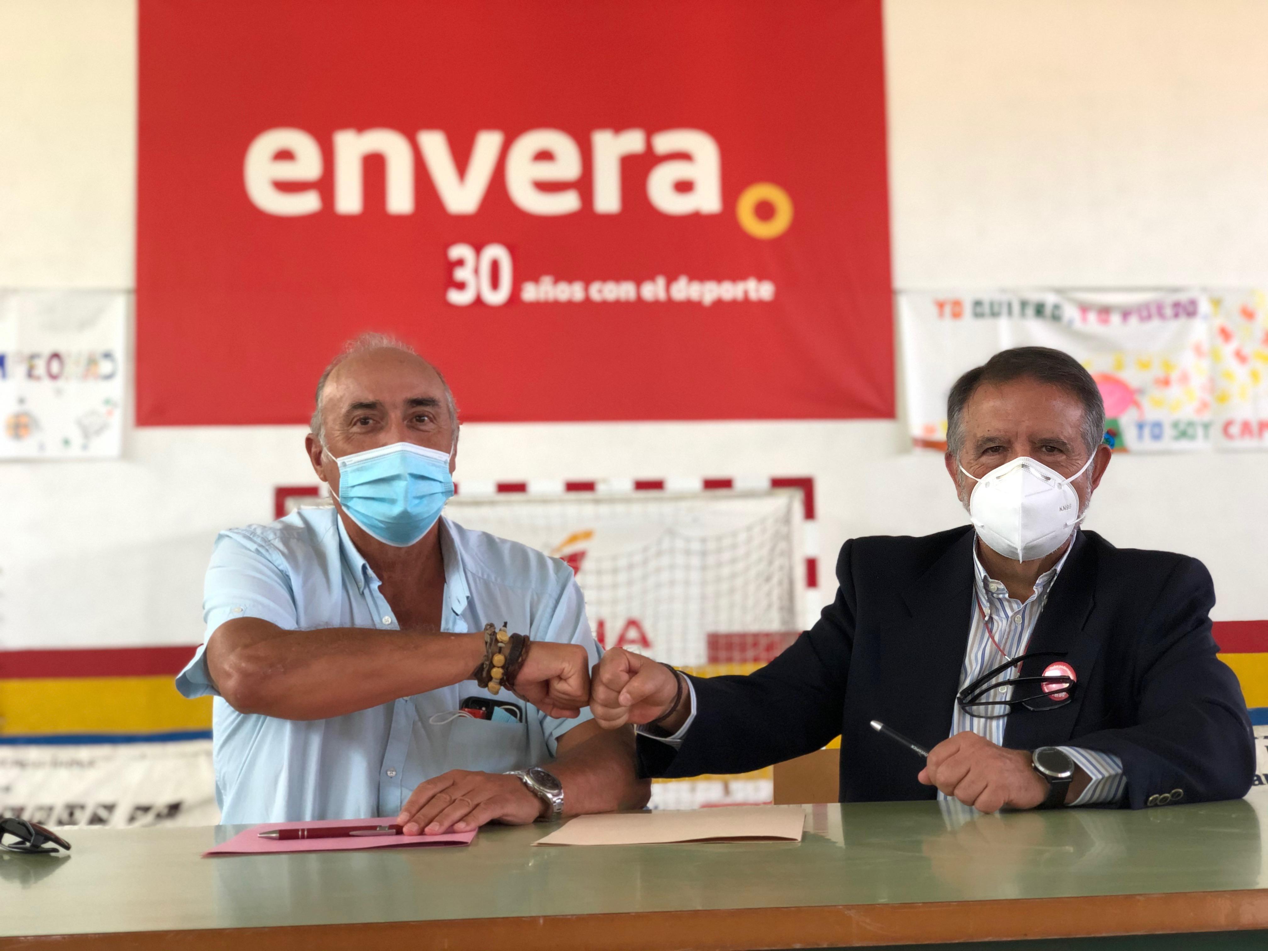 Envera y el Club Pegaso Balompié Tres Cantos jugarán juntos por la inclusión y el fomento de los valores humanos