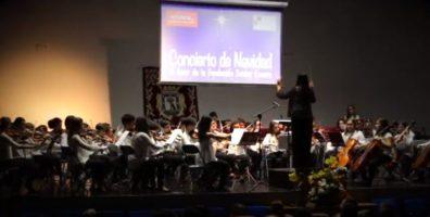 Resumen concierto Navidad Envera y Grupo Talía