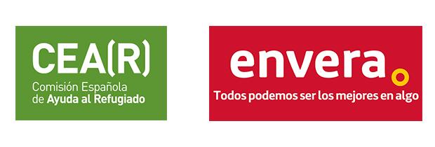 Alianza entre Envera y CEAR para atender a un mayor número de personas vulnerables