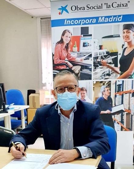 """Envera se adhiere por séptimo año consecutivo al programa Incorpora de la Fundación """"la Caixa"""""""