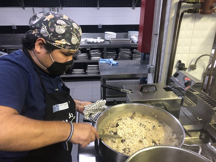 Formación para el empleo: diez personas con discapacidad finalizan el Curso de Cocina con Envera