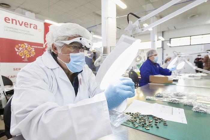 Más de 200 nuevos empleos para personas con discapacidad en plena pandemia