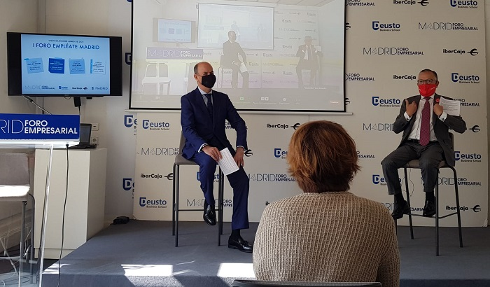 Envera participa en el I Foro Empléate Madrid