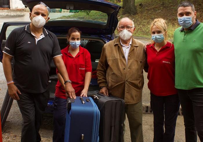Envera colabora en el envío de ayuda humanitaria a Cuba con la ONG 'Hombre nuevo tierra nueva'